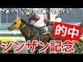 【競馬予想】クラシックへの登竜門の一つシンザン記念!