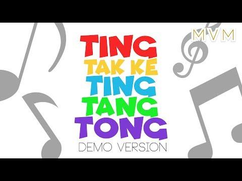 Babang & Chombi Feat. Harry Khalifah-Ting Tak Ke Ting Tang Tong (Demo Version)