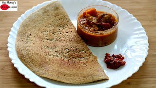 Download lagu Bajra Dosa Recipe Pearl Millet Kambu Dosai Healthy Indian Breakfast Recipes Diabetes Weight Loss MP3