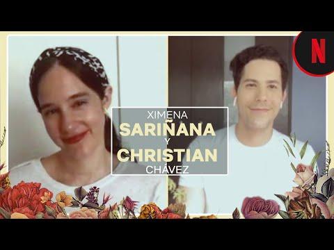 Ximena Sariñana y Christian Chávez, sus primeras impresiones del otro | La Casa de las Flores