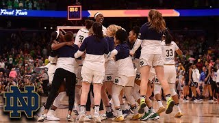 Notre Dame Heading Back to Women's Basketball Final