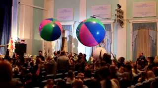 Crazy bubble show новогоднее представление  в Киеве(, 2017-01-27T17:32:42.000Z)