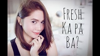 Easy No Foundation Makeup Look (5mins lang!) | Anna Cay ♥