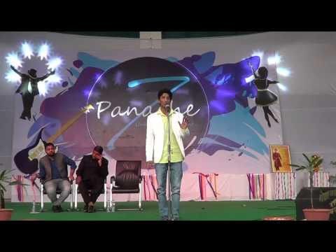 Laughter event in Panache-7 @ VIT Campus, Jaipur