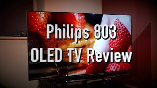 Philips 803 (65OLED803) OLED TV Review