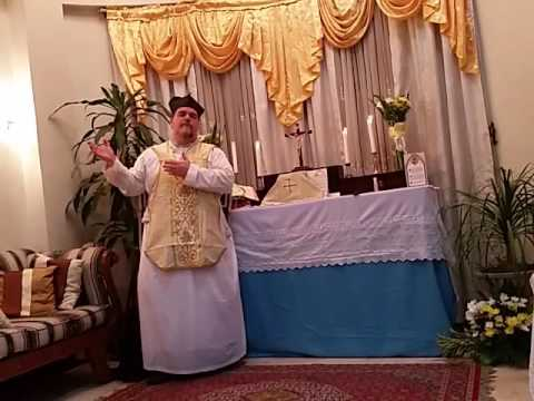 Sermon Padre Pfeiffer Fatima 100 Years Manila Aug 18 2017