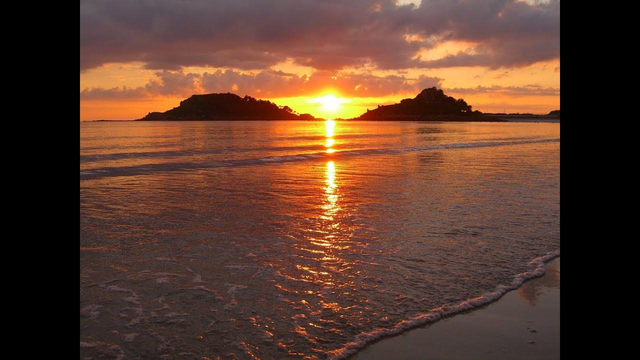 Beautiful Sunrise on the Beach Chillout Mix 2014 - YouTube