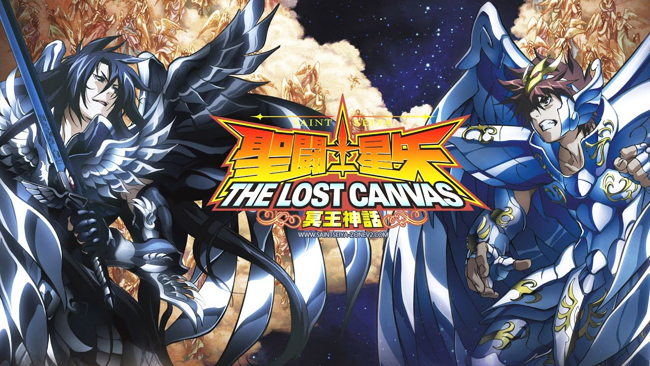 cavaleiros do zodiaco lost canvas dublado rmvb