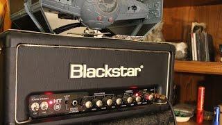 Blackstar HT 5, Pedalboard Demo and Description.