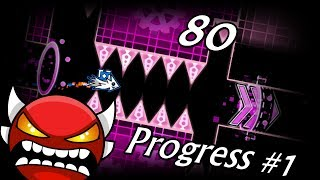8o by Zobros | Progress #1: 75% | Geometry Dash 2.1 [Insane Demon] [60Hz]