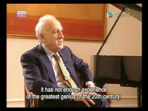 Maurizio Pollini Hong Kong Interview