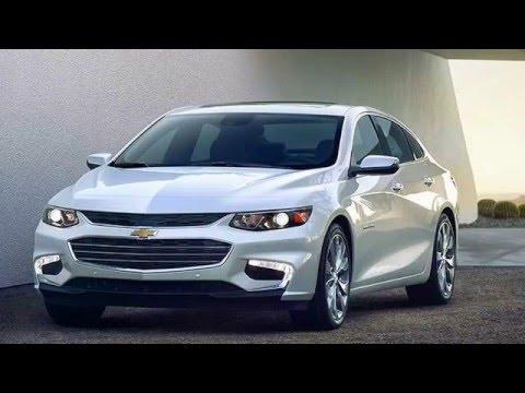 2017 Chevrolet Malibu Ltz 1 5l And 2 0l Turbo Engines
