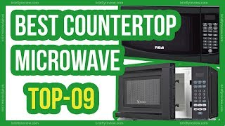 Top 09: Best countertop microwave reviews for 2018