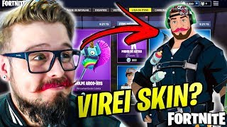 J'AI TURNED SKIN DE FORTNITE? (Dessins inscrits)