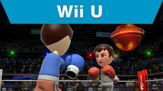 Wii U - Wii Sports Club All Sports Trailer