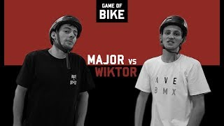 MAJOR VS WIKTOR - GAME OF B.I.K.E | WEBISODE 7