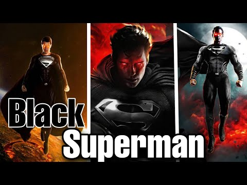 Black Superman whatsapp status #shorts #blacksuperman #superman #dccomics