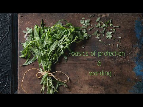 Basics of Protection! (Warding, Personal Protection, Beginner, Budget, and Apartment Friendly)