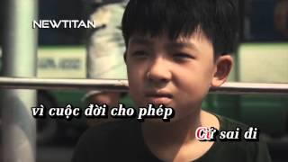 [Karaoke] Vì Tôi Còn Sống - Tiên Tiên   Karaoke HD Netitan