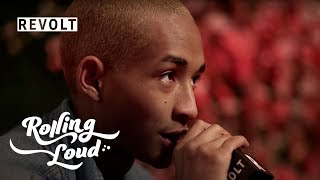 Jaden Smith Talks Alter-Egos SYRE and ERYS || Rolling Loud SoCal