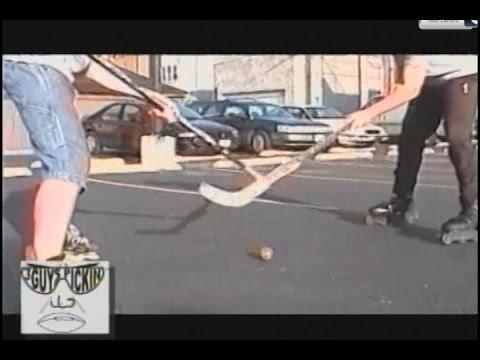 3 Guys Pickin #032 - Chicago Harmony & Roller Hockey Companion