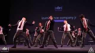 1st Place Vibe Juniors 2014 - Izumi Dance Company Jr. (Front View)