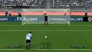 FIFA 14 penal