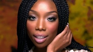 brandy put it down ft chris brown music video makeup tutorial