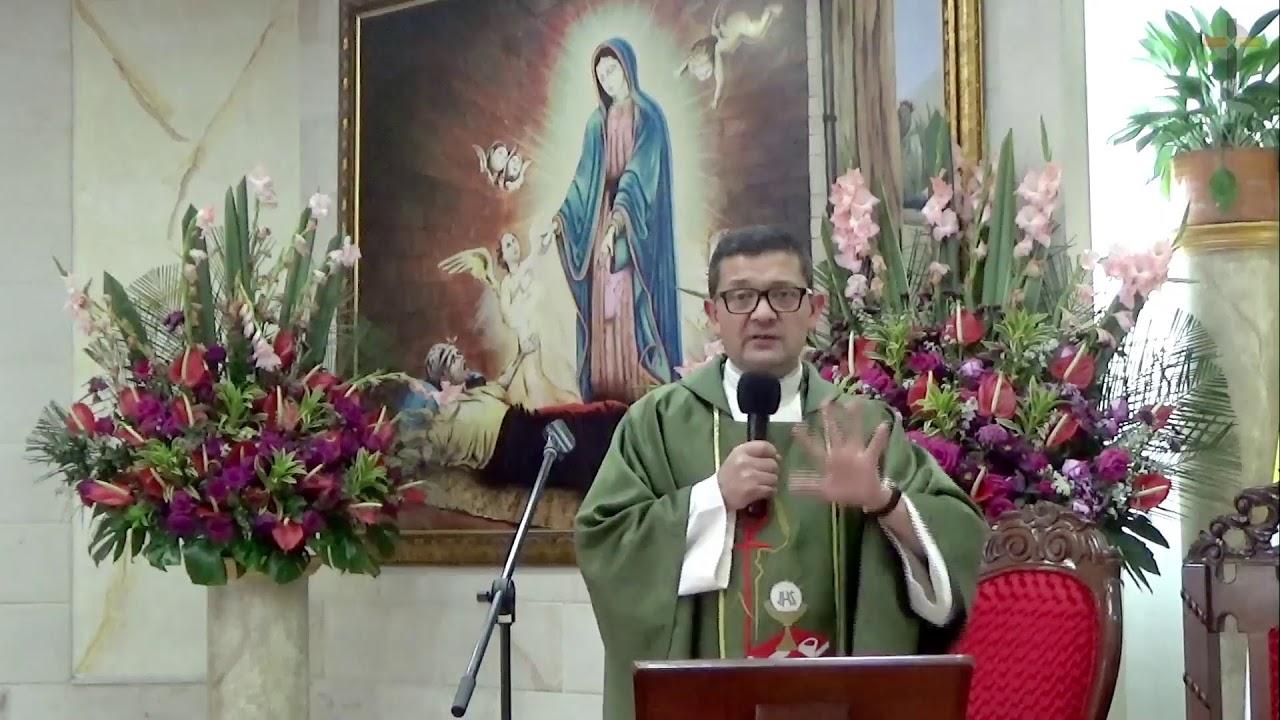 Eucaristía Domingo 20 de Septiembre - 12 m.