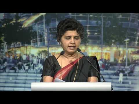 SADC 2016 (Day 2) : Law and Business in South Asia - Principal Speaker Dr Shirani Bandaranayake