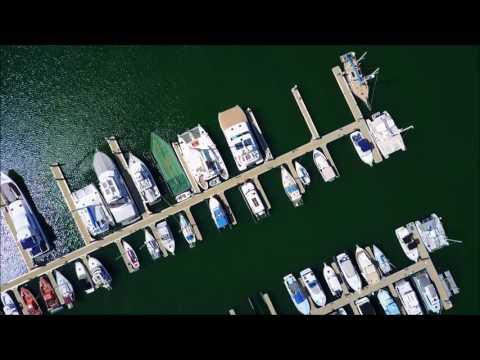 I LOVE AUSTRALIA DRONE FOOTAGE - CULLEN BAY MARINA