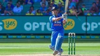 MS Dhoni's Fifty (68 Runs, 48 Balls) - India A vs England Xi - Warm Up 1 - fan's HIGHLIGHt
