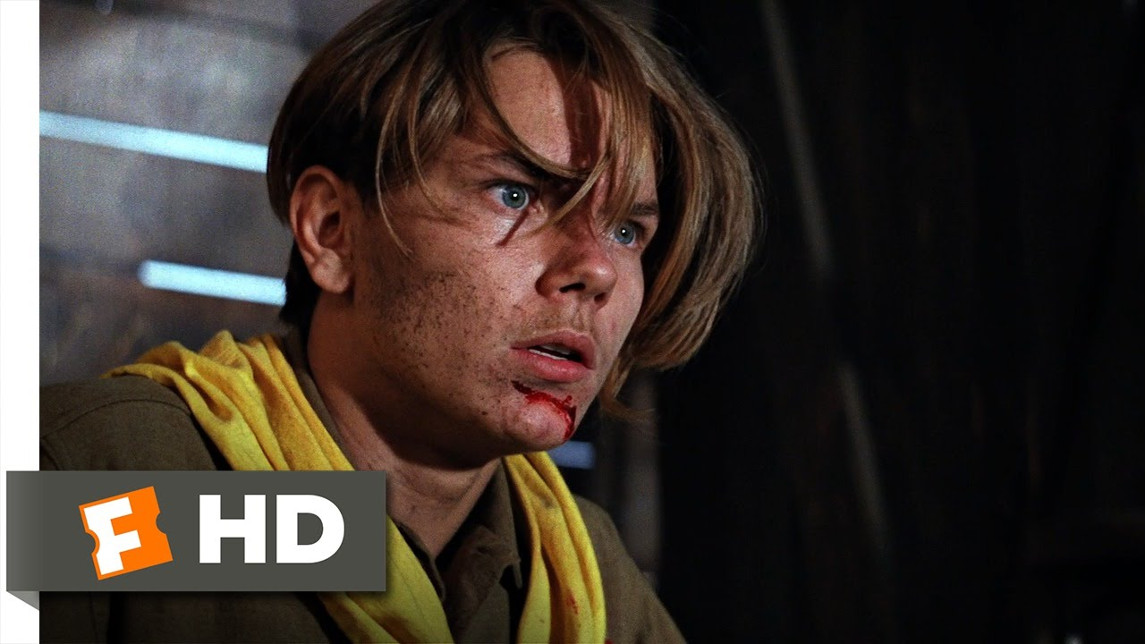 bcef10ed52a4e Indiana Jones and the Last Crusade (1/10) Movie CLIP - Young Indy (1989) HD  - YouTube