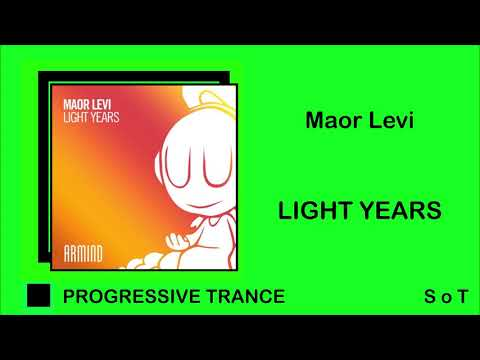 Maor Levi - Light Years (Extended Mix) [Armind]