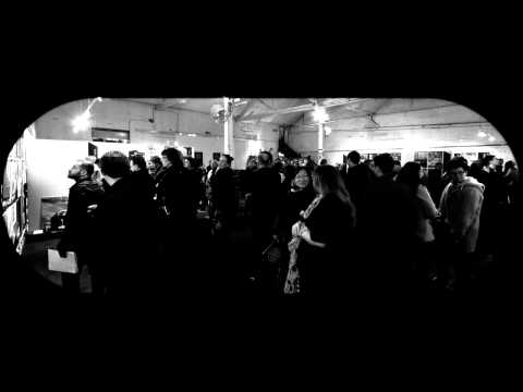 2011 Exhibition of Entries party - Time Lapse