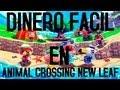Conseguir Dinero Fácil en Animal Crossing New Leaf