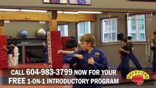 Martial Arts & Kickboxing North Vancouver