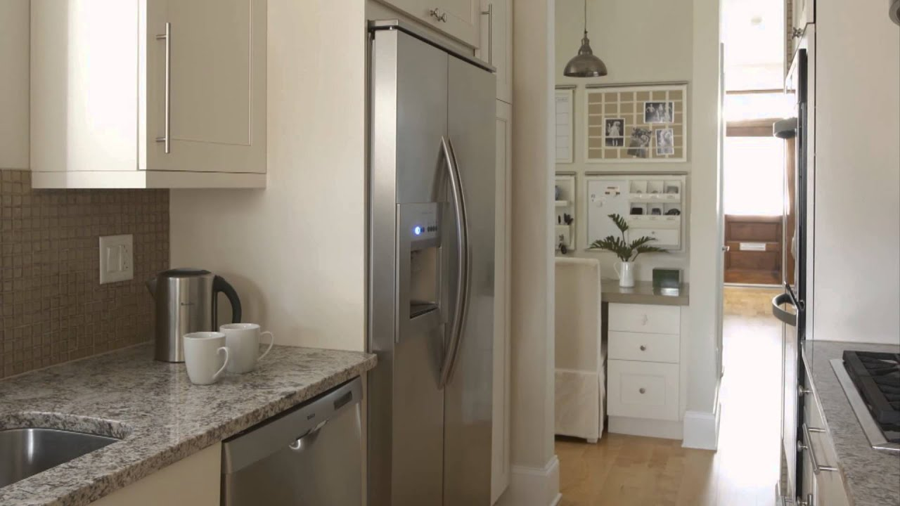 Galley Kitchen Layouts - YouTube