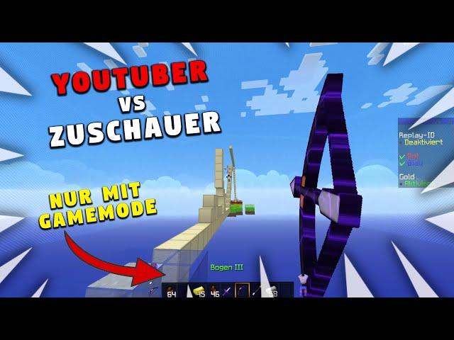 TEAMMITGLIED GETROLLT bei YouTuber vs Zuschauer 😂🔥!!