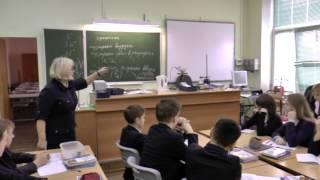 Открытый урок по физике в 8Б