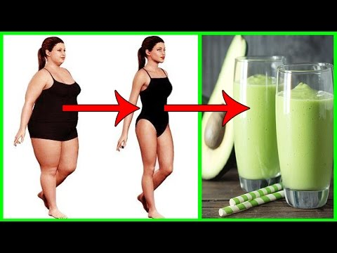 Avocado Benefits for Weight Loss | Avocado Weight Loss Smoothie