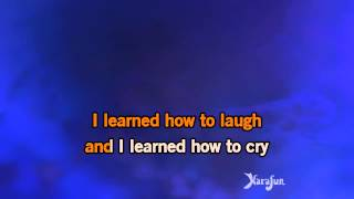 Karaoke You Don't Bring Me Flowers Neil Diamond