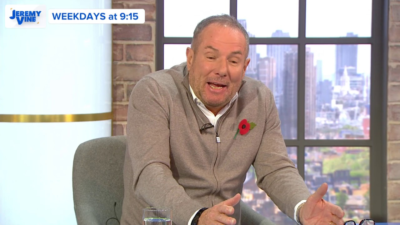 Derek Hatton Reveals Why He Looks So Young For 71 Youtube