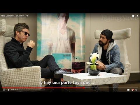 Noel Gallagher - Entrevista - RS