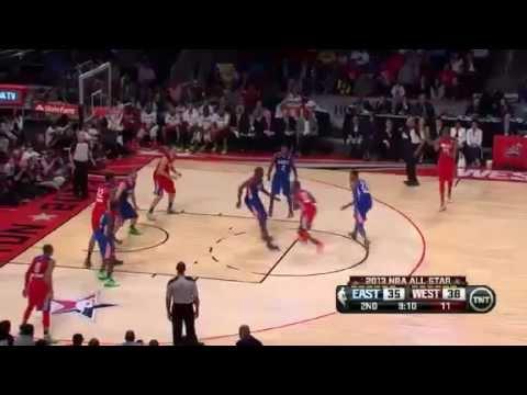 2013 NBA ALLSTAR Game Highlights And Game Recap Full (HD)