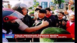 Download Polisi Negosiasi Bubarkan Massa Aksi di Jalan Menuju Tanah Abang - Breaking iNews 22/05 Mp3 and Videos