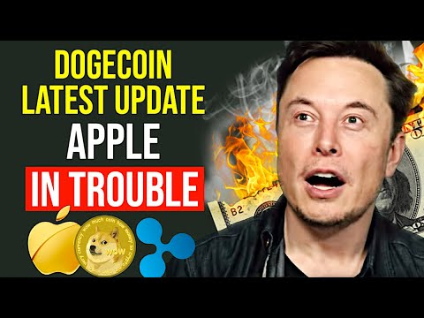 Download DOGECOIN OMG 😱 !  LATEST UPDATES!  ⚠️ APPLE IN BIG TROUBLE!! OMG