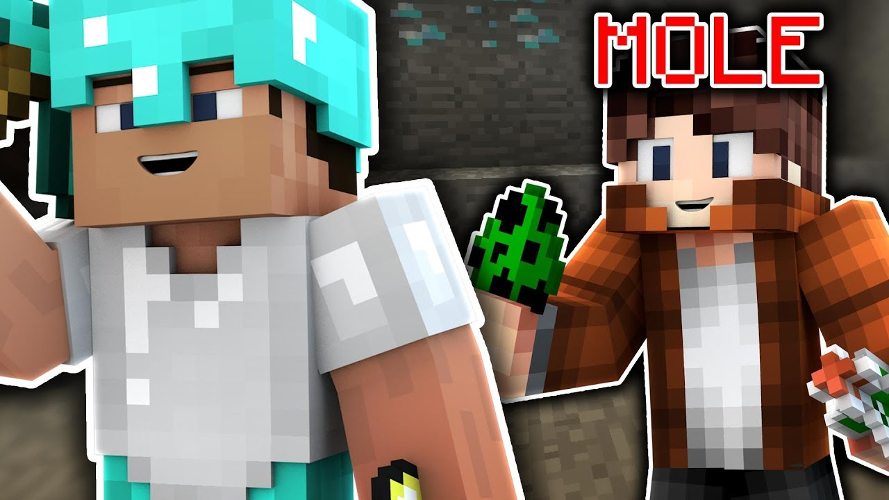 mine craft videos top 5 teammate betrayal moments mole in minecraft uhc 2464