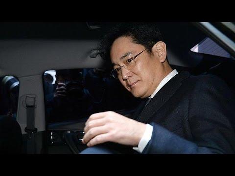 Samsung: Lee'nin tutuklanmasının ardından hisseler değer kaybetti - corporate