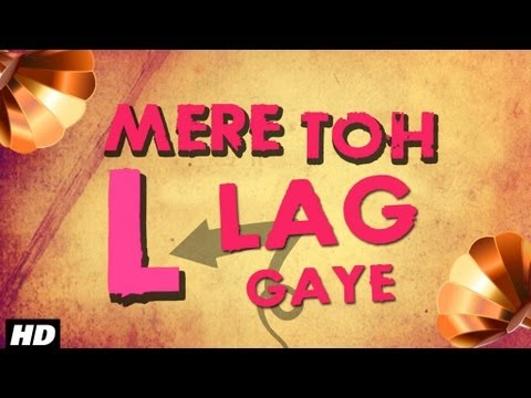 Mere Toh L Lag Gaye Song Promo With Lyrics | JOLLY LLB